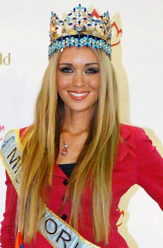 2008 - Ksenia Sukhinova - (Rusya)