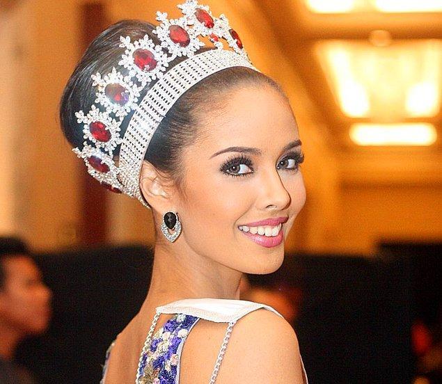2013 - Megan Young - (Filipinler)
