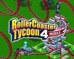 Rollercoaster Tycoon 4 Cep Telefonlarına Geliyor