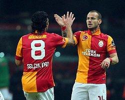 """""""En İyi Anlaştığım Kişi Sneijder"""""""