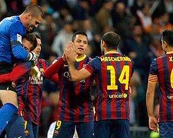 Barcelona'nın Zirve İnadı Bitmiyor