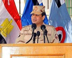 Sisi Resmen Cumhurbaşkanı Adayı