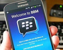 BBM Windows ve Windows Phone'a Geliyor