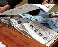 Türkiye Genelinde Oy Oranları