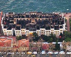 Galatasaray Binası Restorasyonuna Betonarme İtirazı