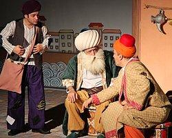 Anadolujet Çocuk Tiyatrosu Kayseri'de