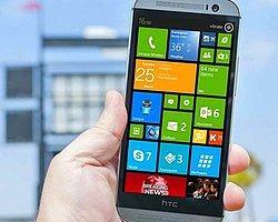 Htc One'a, Windows Phone 8.1 Sürprizi!