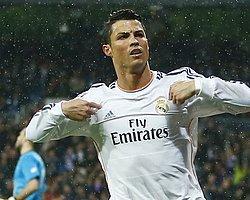 Sosyal Medyanın Kralı Ronaldo