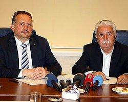 Adana'da AKP Ve CHP Adayları Ortak Basın Toplantısıyla Seçimlerin Yenilenmesini İstedi