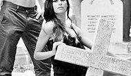 Rum Mezarlığında Türk Öğrencinin Erotik Çekimi Krize Dönüştü