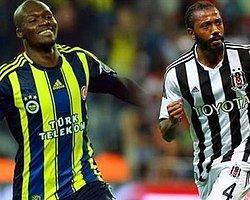 Beşiktaş-F.Bahçe Derbisi Pazar Günü
