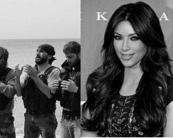 Kim Kardashian'ın Gözü Türkiye Sınırında