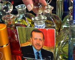 Gazze'de 'Erdoğan' Parfümü