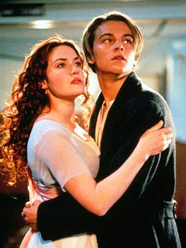 Leo ve Kate titanikten kurtulup hala yaşayan son insanın hastane ücretlerini karşıladılar.