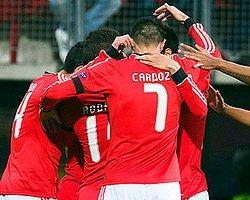 Benfica Avantajı Kaptı