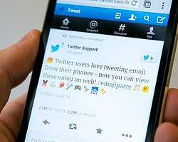 Twitter'a Emoji Desteği Geldi