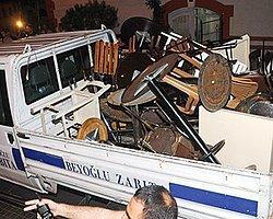 İşte Beyoğlu'nda Masa Sandalye Kararı