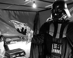 Darth Vader'a Cumhurbaşkanlığını Çok Gördüler