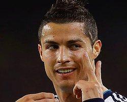 Cristiano Ronaldo Kadroya Alınmadı