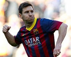 Barcelona Messi İle Güzel!