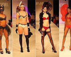 Dünya Top Model Yarışmasında Mehter Marşı ile Yürüdüler