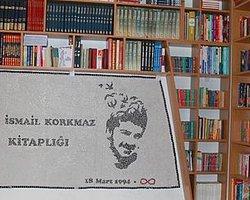 İzmir'de Ali İsmail Korkmaz Kitaplığı Açıldı