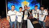 League Of Legends Şampiyonu Belli Oldu