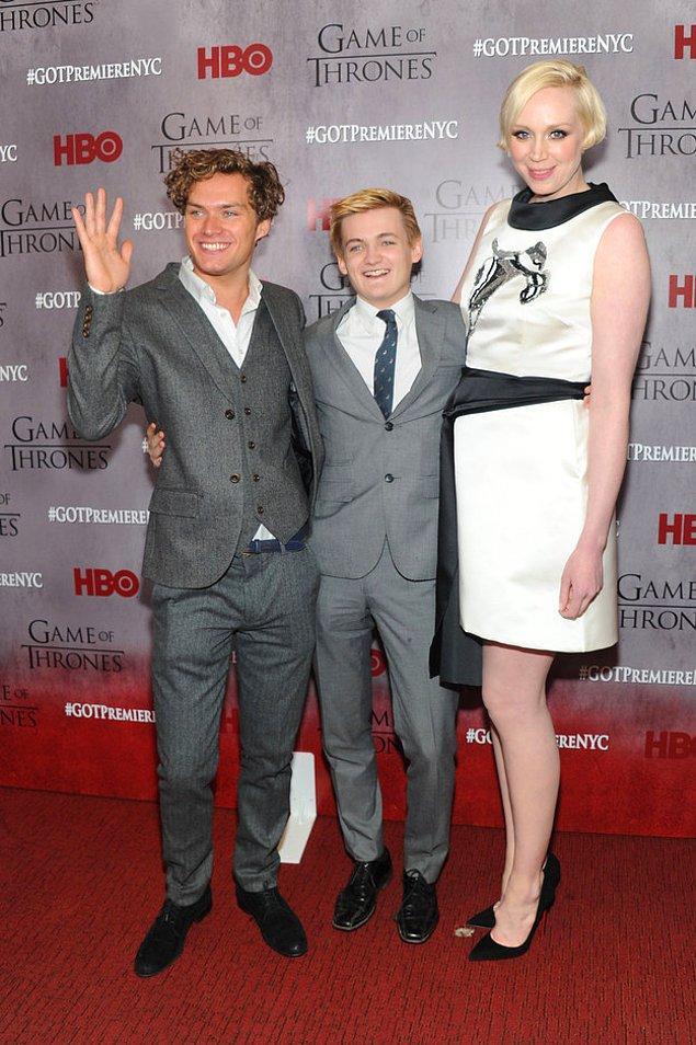 Joffrey, Brienne of Tarth ve Loras