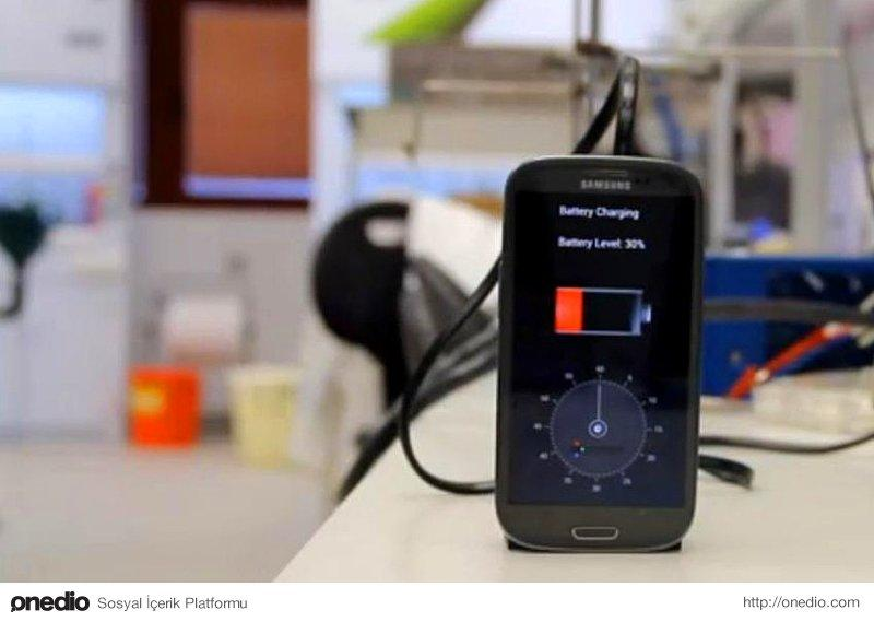 Yüzyılın İcadı: Telefonunuzu 30 Saniyede Şarj Edebileceksiniz 99