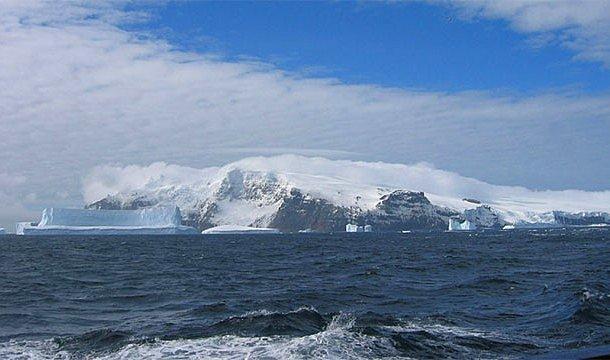 En uzak noktadaki ada - Bouvet Adası
