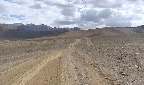 En yüksek dağ geçişi - Marsimik La, Hindistan