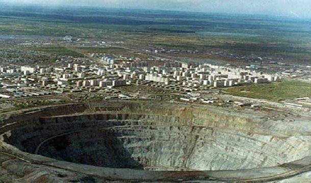 İnsanlar tarafından yapılan en derin nokta - TauTona Madeni