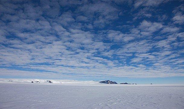 En derin buzul - Bentley Buzulaltı Çukuru