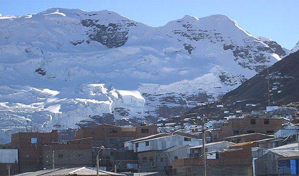 İnsan yerleşiminin bulunduğu en yüksek yer - La Rinconada