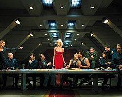 Battlestar Galactica Beyazperde Yolcusu