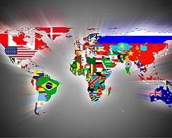 Ülkelerin İki Kelimelik Tanımı