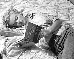 Marilyn Monroe'nun Kitaplığı