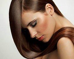 Saç Serumu İle Parlak Saçlar