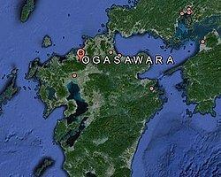 İki Volkanik Ada Birleşti