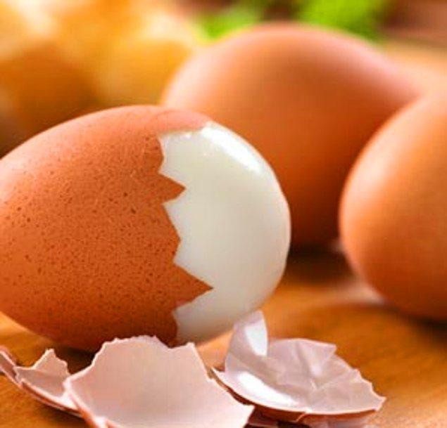 Хорошо отваренное яйцо очень долго переваривается в организме.
