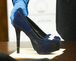 ABD: Sivri Topuklu Ayakkabıyla Cinayet
