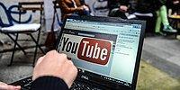 Youtube'a Engele Devam