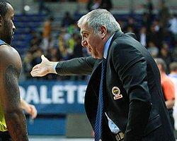 """Obradovic: """"Her İki Takım İçin De..."""""""