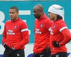 Trabzonspor'dan Colman ve Zokora Hakkında Açıklama