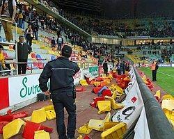 Kayseri'de Olay! 15 Polis Yaralandı
