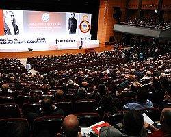 Galatasaray'da Mali Kongre Başladı