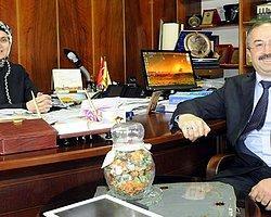 Başörtülü Rektör Ve AKP'li İçten Arasındaki Gerginlikte Yeni Perde