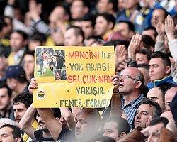 Fenerbahçe Taraftarından Selçuk İnan'a Mesaj!