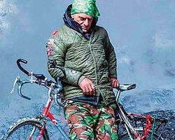 Dünyanın En Zorlu Dağı K2'ye Bisikletle Tırmanacak