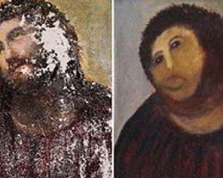 İsa Freskini Bozan Kadına Klip Teklifi